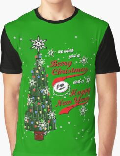 Beery Christmas! Graphic T-Shirt