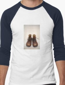 Baby Boots 1 Men's Baseball ¾ T-Shirt