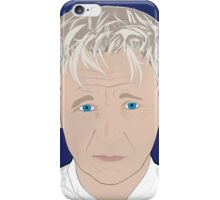 Chef Gordon Ramsay Portrait iPhone Case/Skin