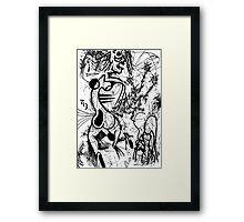 069 Framed Print