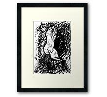 071 Framed Print