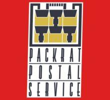 Packrat Postal Service by Patrick Sluiter