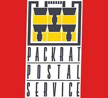 Packrat Postal Service Unisex T-Shirt