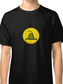 Gadsden Flag Classic T-Shirt