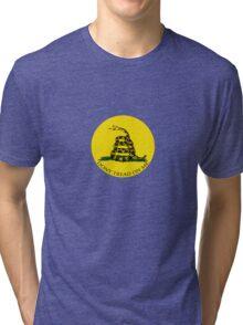 Gadsden Flag Tri-blend T-Shirt