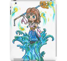 Dancing on Water iPad Case/Skin