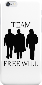 Supernatural Phone Case by heightofthefall