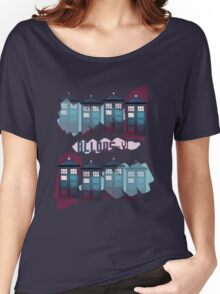 Allons~y!! Women's Relaxed Fit T-Shirt