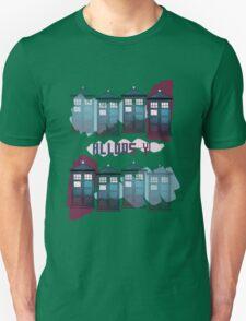 Allons~y!! Unisex T-Shirt