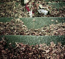 forgotten doll by Joana Kruse