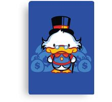 Hello Scroogie Canvas Print