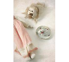 broken doll Photographic Print
