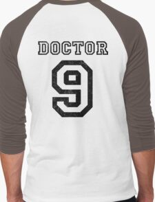 DOCTOR WHO 9th Men's Baseball ¾ T-Shirt
