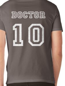 DOCTOR WHO 10th Mens V-Neck T-Shirt