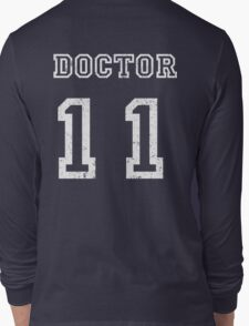 DOCTOR WHO 11th Long Sleeve T-Shirt