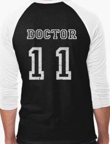DOCTOR WHO 11th Men's Baseball ¾ T-Shirt