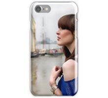 Tall masted ships iPhone Case/Skin