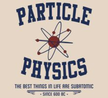 Particle Physics by GUS3141592