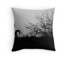 Sic Throw Pillow