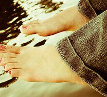 Feet by Upperleft Studios