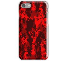 Blood Camo iPhone Case/Skin