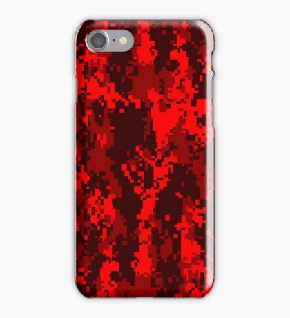 Blood Camo iPhone Case/Skin