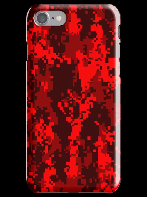 Blood Camo by FalconBush