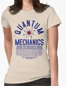 Quantum Mechanics Womens Fitted T-Shirt