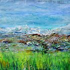 Early Spring Range by Regina Valluzzi