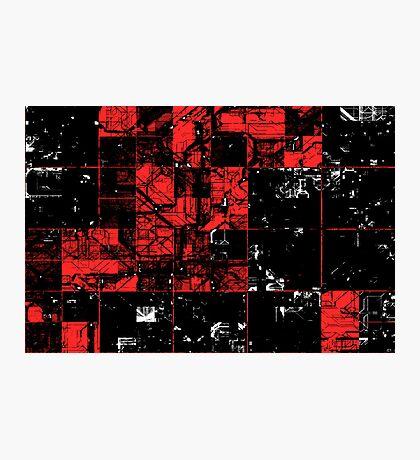 Blockwise // A New Error Photographic Print
