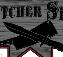 Bay Harbor Butcher Shop- Dexter Sticker