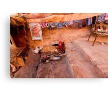 Petra,Jordan Canvas Print