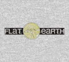 Flat Earth Kids Tee