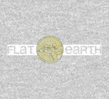 Flat Earth One Piece - Short Sleeve