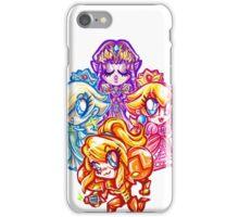 Chibi Nintendo Girls iPhone Case/Skin