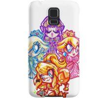 Chibi Nintendo Girls Samsung Galaxy Case/Skin