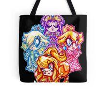 Chibi Nintendo Girls Tote Bag