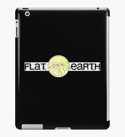 Flat Earth iPad Case/Skin
