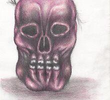 Shrunken Head by Vitaperacto