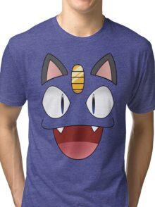 Meow Tri-blend T-Shirt