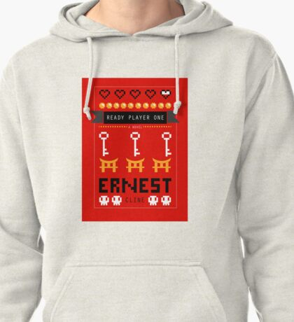 Ready Player One Pullover Hoodie