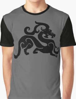 Chinese Dragon Graphic T-Shirt