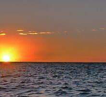 Sunset in Devon by Ellaaa M