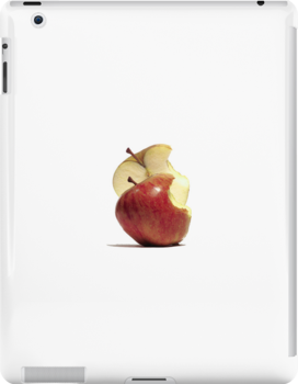 Miss Apple inside out by monsieurI