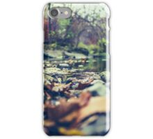 harvest fall iPhone Case/Skin