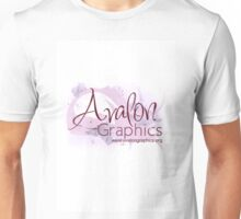Avalon Graphics official logo in grunge Unisex T-Shirt