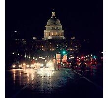 DC Streets Photographic Print