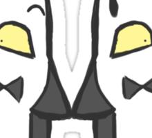 Penguin Couple Sticker