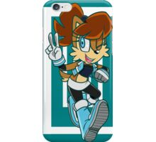 Hey Sega Sally iPhone Case/Skin