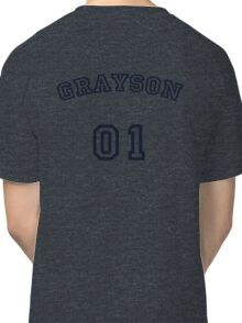 Grayson Up To Bat Classic T-Shirt
